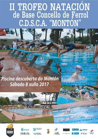 Cartel trofeo verano Monton 17