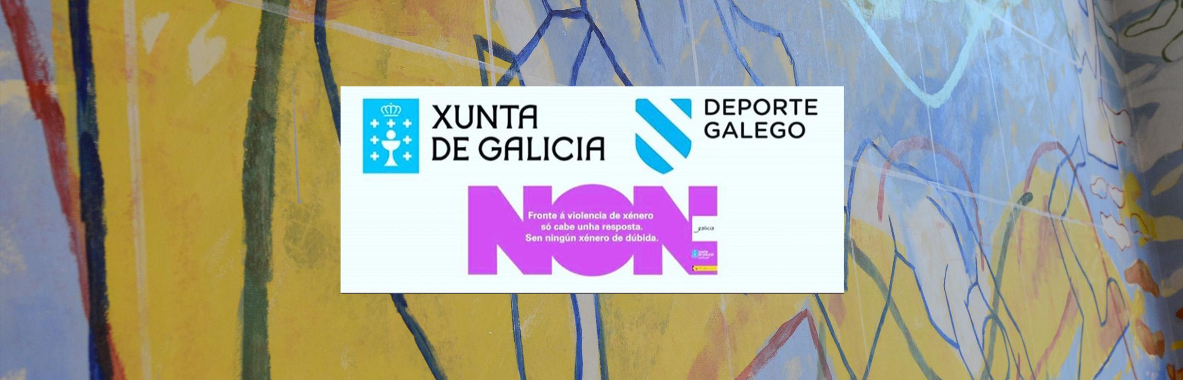 No a las violencias de género/ Non ás violencias de xénero